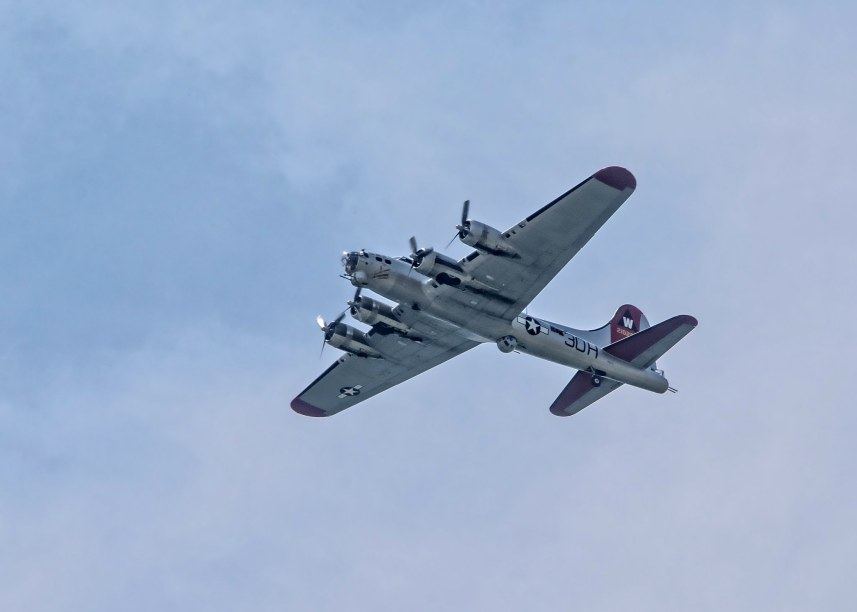 B-17 Big Week Flying Fortress