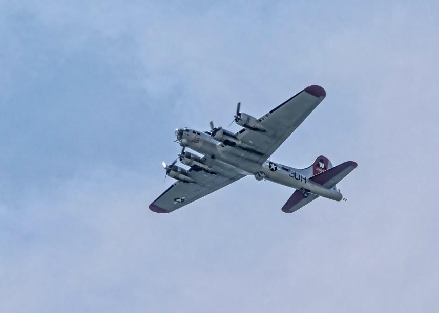 B-17 Big Week Flying Fortress