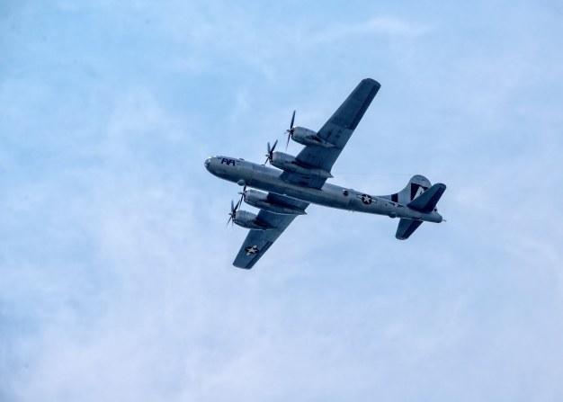 B-29 Bomber - Final Offensive