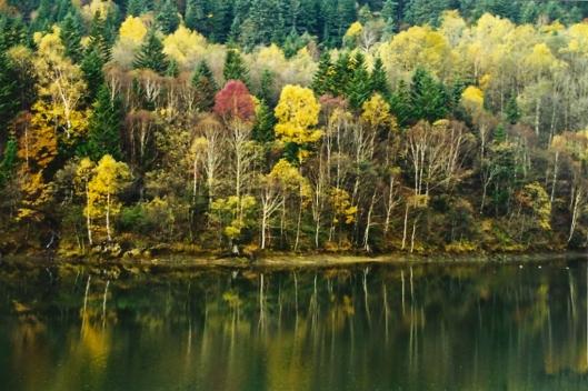 Daisezshan - Lake