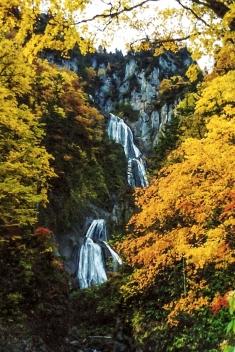 Daisezshan - Water Falls-1