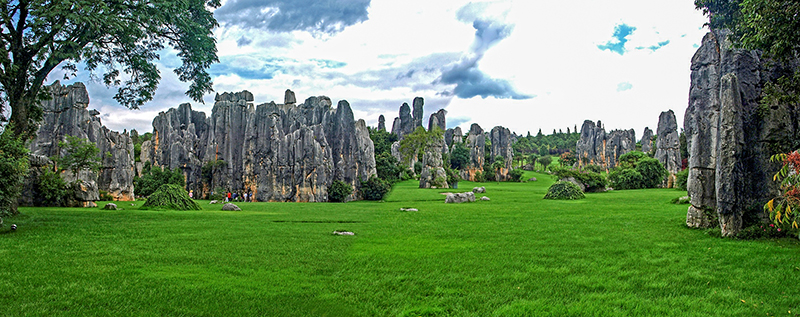 Kumming's Stone Forest-s