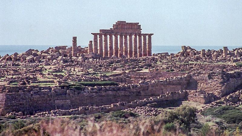 Sicily Ruins-s
