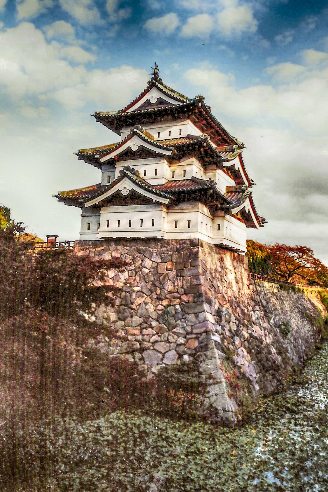 Hirosake Castle